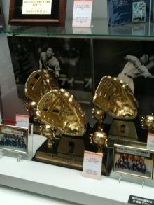 The アキノリ's blog in Tokyo-ゴールデングラブ