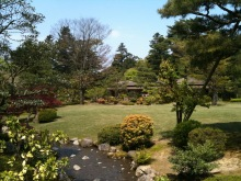 The アキノリ's blog in Tokyo-兼六園②