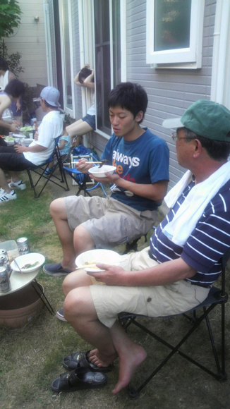 The アキノリ's blog in America